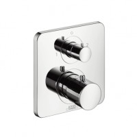 Hansgrohe Thermostat UP Axor Citterio M F-Set chrom m.Absperr-u.Umstellvtl./Hebelgriff, 34725000