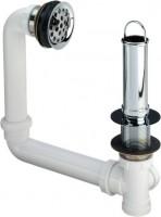 Viega Ab- und Überlaufgarnitur 3715.5 in G1 1/2 Kunststoff weiss