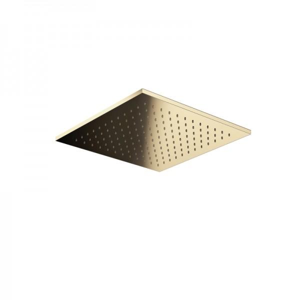 Pomdor Mirage Regenduschkopf 45x45x1,5cm, Gold, 728507001