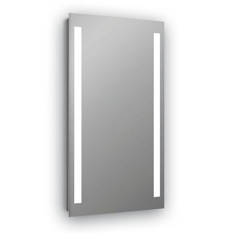 Schneider Schneider Lichtspiegel TRI/SL 50/LED 2x22W LED 4000K 480x890x45 weiss, 129.550.02.00