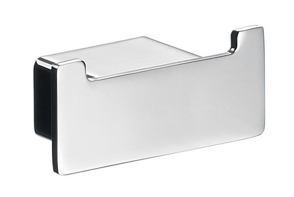 Emco loft Doppelhaken, 70 x 30 x 33mm, chrom, 057500102