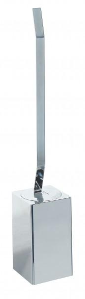 Koh-I-Noor LEM2.0 Toilettenbürste Wandmodell 9.5x9.5x55, Chrom, 6211KK