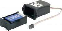 Viega Batteriemodul 8128.45 für Urinal-Betätigung aus Kunststoff