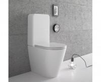 Globo Forty3 Stand-Tiefspül-WC, B: 360, T: 580, H: 430 mm, FO003.BI, weiss