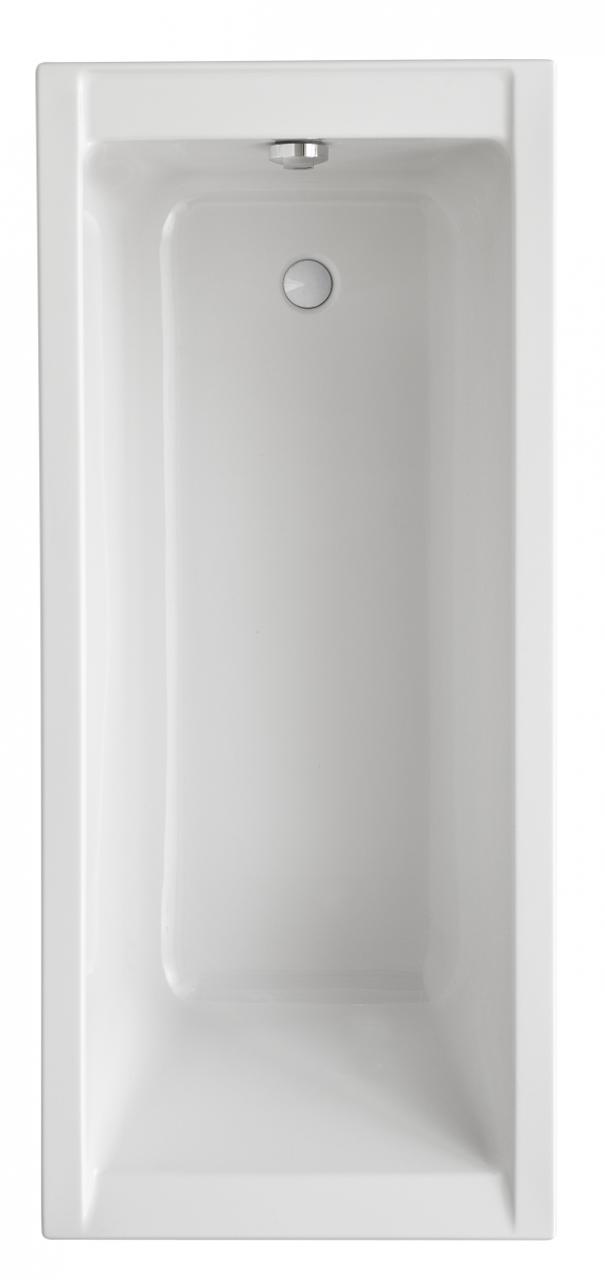 Acryl Badewanne Costa 1600x700 mm, weiß