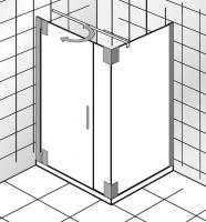 HSK K2 P Drehtür, Nebenteil und Seitenwand