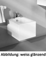 ArtCeram Block Wand-Bidet, B: 360, T: 490 mm, weiss glänzend
