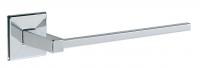 KOH-I-NOOR Tilda 5710 Hantuchhalter/Reserverollenhalter chrom, einfache Montage ohne Bohren