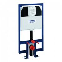 GROHE Rapid SL für Wand-WC 38994 mit, Spülkasten 80mm Elementbreite 0,62m, 38994000