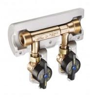 KEMPER KHS-Venturi-Strömungsteiler-Gr.AP statisch, DN20 Abgang+Rückl.DN15 ÜM/AG