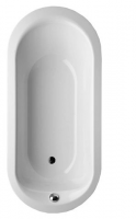 Bette Oval-Badewanne Pur Oval 8761, 185x85x45 cm