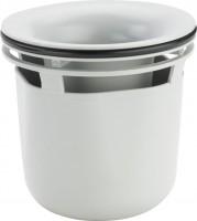 Viega Geruchverschluss 4937.9 in 90mm Kunststoff grau