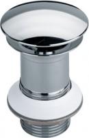 Viega Schaftventil 5430 in G1 1/4 x 63mm x 75mm Messing verchr.
