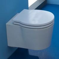 Scarabeo Bucket kids wandhängendes WC, L: 40, B: 29 cm, weiss, 8815