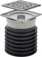 Viega Bodenablauf Advantix 4937.2 in DN100 Kunststoff grau