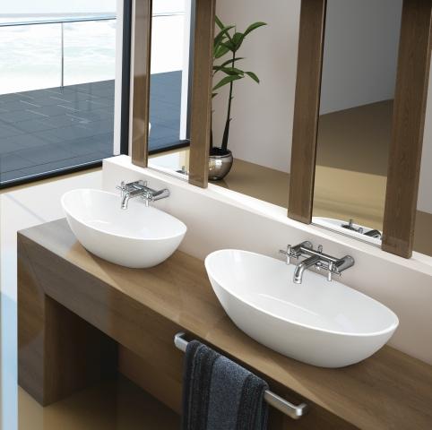hoesch waschbecken namur 700x400 material solique wei. Black Bedroom Furniture Sets. Home Design Ideas