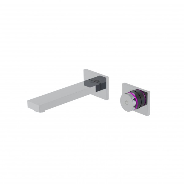 Steinberg iFlow vollelektronische Wand-Waschtisch-Armatur, Ausladung 175 mm, chrom, 3901816