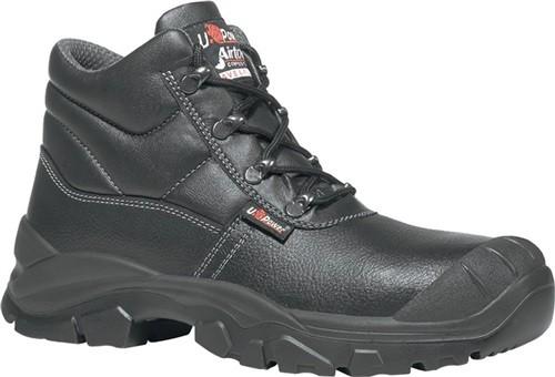 Sicherheitsschuh Rugen Gr 45 schwarz Leder S3 SRC EN20345 PROMAT