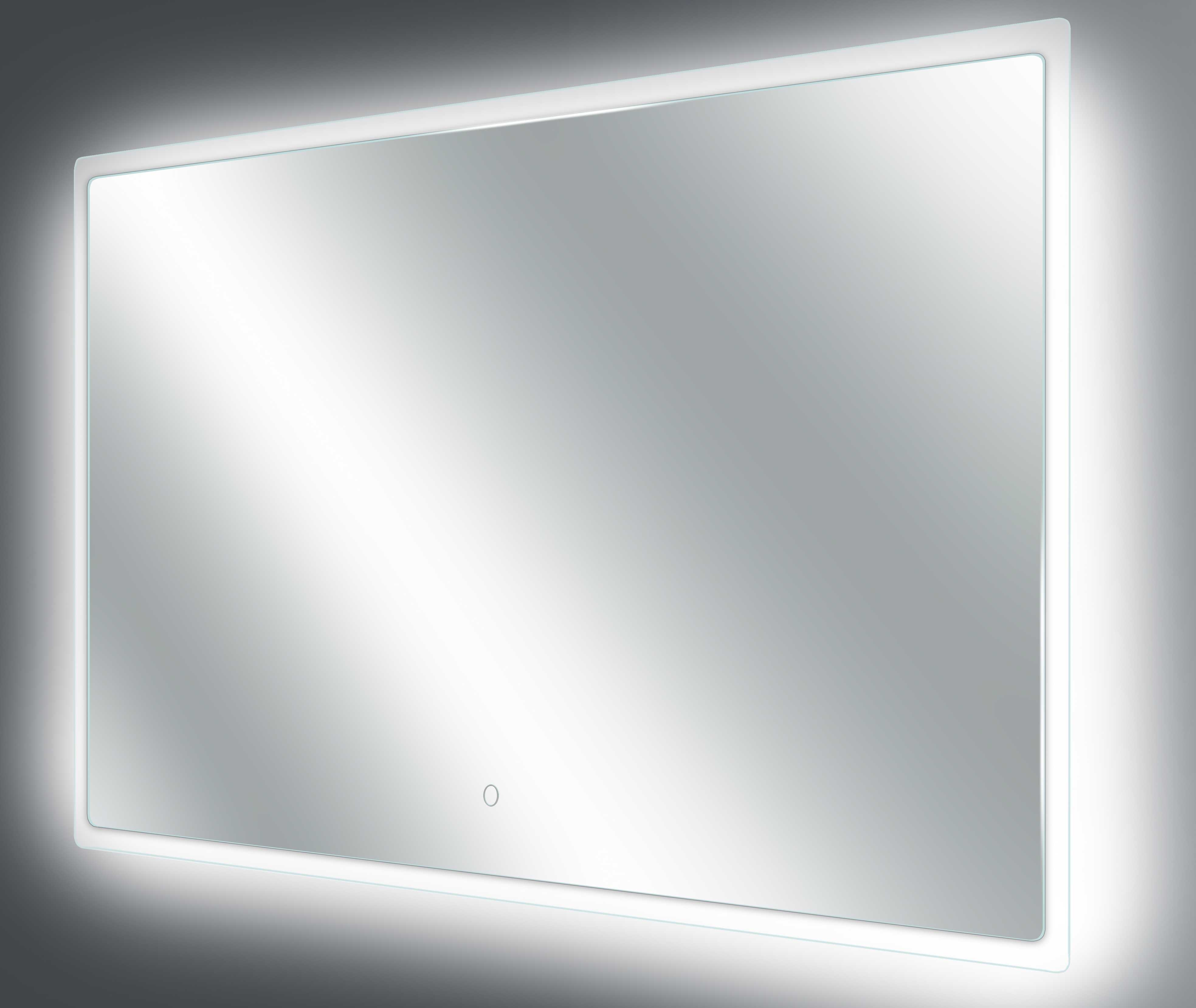 Spiegel mit beleuchtung  IVR Lux Spiegel mit LED Beleuchtung