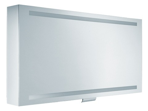 Keuco Spiegelschrank Edition 300,1trg. sil-elox,1250 x 650 x 160 mm, 30202171201