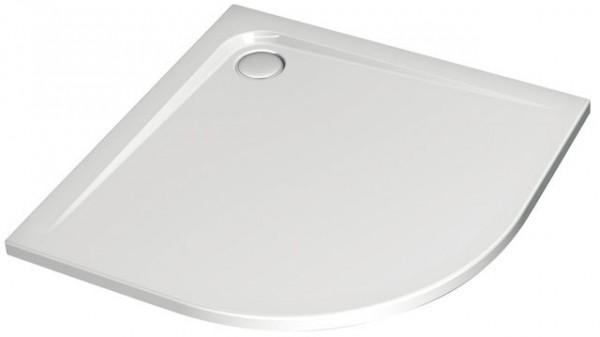 Ideal Standard Viertelkreis-Brausewanne Ultra Flat