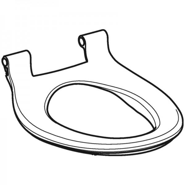 Geberit WC-Sitz weiß-alpin zu AquaClean 5000/5000plus