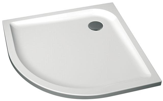 Viertelkreis-Brausewanne Washpoint 800mm K522301