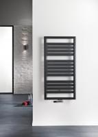 HSK Design-Heizkörper Image 600 x 1200 mm, graphit-schwarz