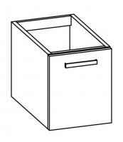 """Artiqua COLLECTION 415 Waschtischunterschrank zu """"Pro A"""" 811951 B:400mm 1 Tür"""