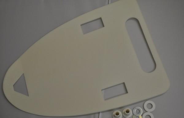 Schallschutz-Set für Urinal