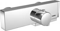 Hansa Wannen-Thermostat-Batterie für Wandaufbau Hansacube 5835 verchromt