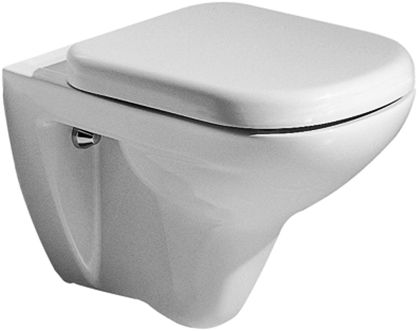 WC-Sitz Renova Nr. 1 Plan,, 572140010, Edelstahlscharniere Manhattan 572140010