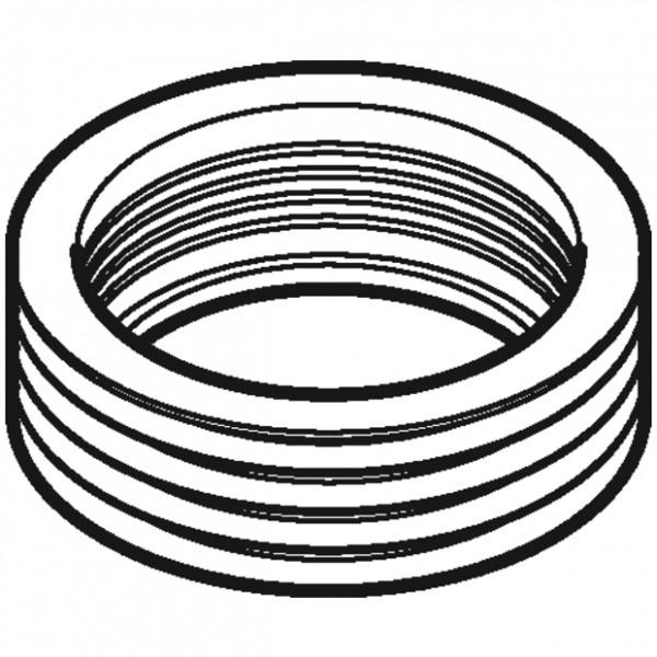 Geberit Manschette zu Geberit WC-Etagenbogen aus PVC d 110/90