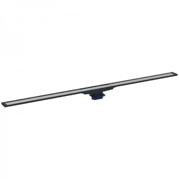 Geberit Duschrinne CleanLine20 30-130 cm Metall gebürstet / Metall dunkel, 154451001