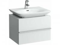 Laufen Waschtischunterbau case 600x430x425,1 Schublade,Weiß matt, 4012010754631