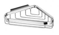 Avenarius Eckseifenkorb 145x41x150 mm, abnEinhebelmischerar, Serie Körbe