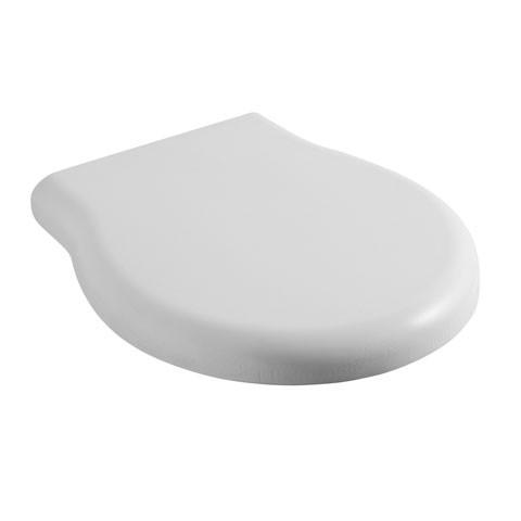 Paestum WC-Sitz aus Duraplast schwarz PA020N