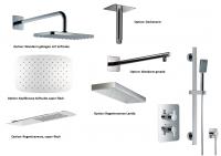 HSK Shower Set 2.05 Softcube chrom