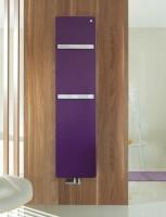 Zehnder Design-Heizkörper Vitalo VIP-125-050, 1250x16x500, RAL 9001
