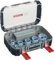 Robert Bosch Power Tools GmbH Sheet Metal Sanitär-Set 9tlg.,20-64mm, 2608580882