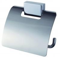 Geesa Bloq Toilettenpapierhalter mit Deckel