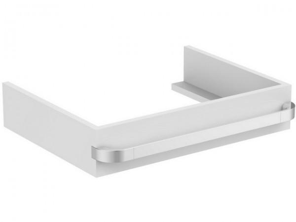 Ideal Standard Konsolenträger TONIC II, R4310FA 597x440x120mm, Hochglanz hellgrau lackiert