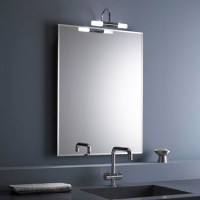 Zierath Spiegel Platinum II 5090 BxH: 500x900, Lux:280, 1 x 20 W, PlatinumII5090