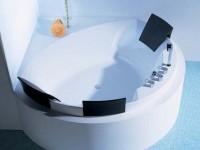 Hoesch Badewanne Aviva Eck 1205 mit