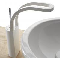 Treemme Philo Einhand-Waschtischarmatur, Ausladung: 180 mm, Auslaufhöhe: 272 mm