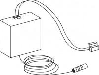 Mepa Sanicontrol UP-Netzgerät, zu Sanicontrol 230/24 Volt DC, 718545