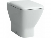 Laufen Stand-Tiefspül-WC Palace Vario-Abgang, 360x430mm weiss