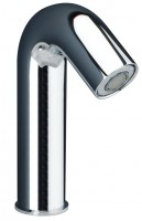 IB Onlyone aeratore Waschtischarmatur weiss, mit Klick-Klack Ablaufgarnitur