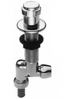 GROHE WAS-UT-Ventil EGALUX 41050 DN15 bis 50mm mit Schlaucha. und RV chrom