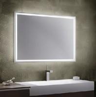 Zierath Kristallspiegel Visibel 13080 BxH: 1300x800, Lux:320, LED, 55 W, ZVISI0301130080